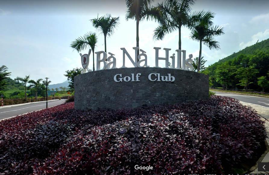 Sân golf Đà Nẵng, Bà Nà Hills Golf Club - 18 Hố - trong tuần