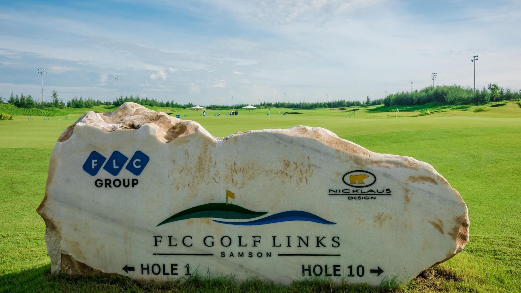 Tour Golf Sầm Sơn: sân FLC Sam Son Golf & Resort - 3 Ngày