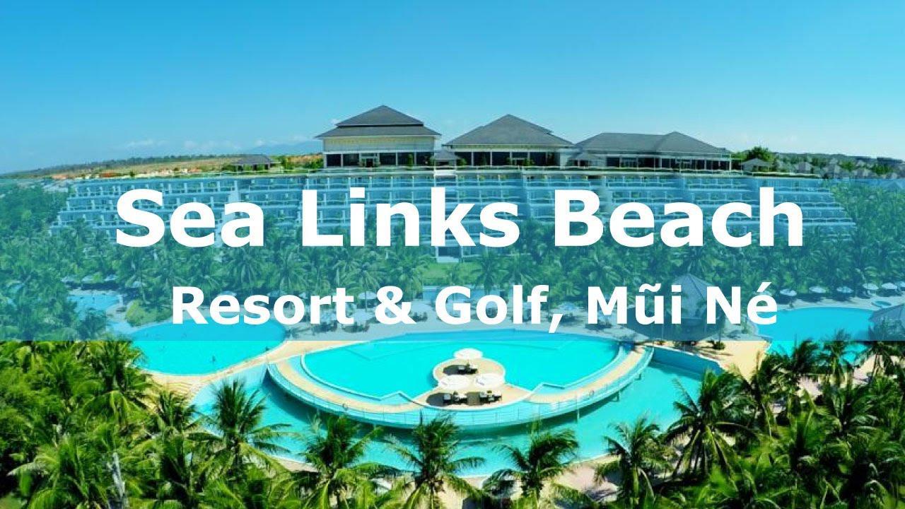 Tour golf Phan Phiết - Mũi Né: sân Sea Links Golf Club - 2 ngày