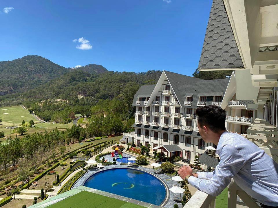 Tận hưởng kỳ nghỉ golf tại Swissbel Resort 5* Đà Lạt