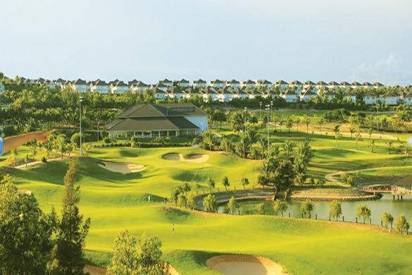 Tour Golf Phan Thiết: sân Sea Links Phan Thiết 3 Ngày