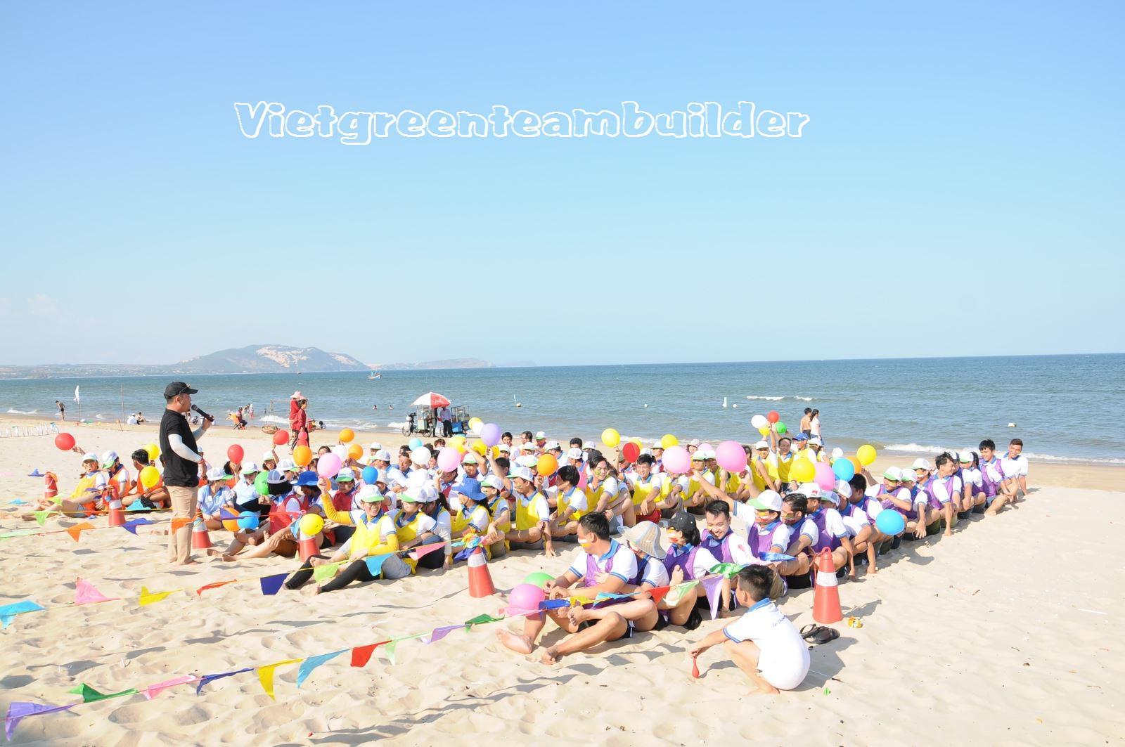 Du lịch Phan Thiết kết hợp teambuilding - gala 2 ngày 1 đêm