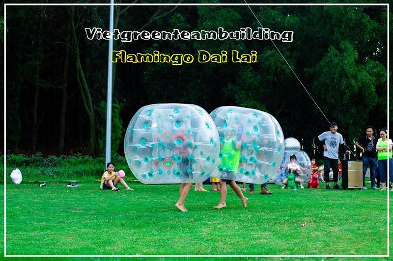 Tour Hà Nội - Flamingo Đại Lải 1 ngày Teambuilding