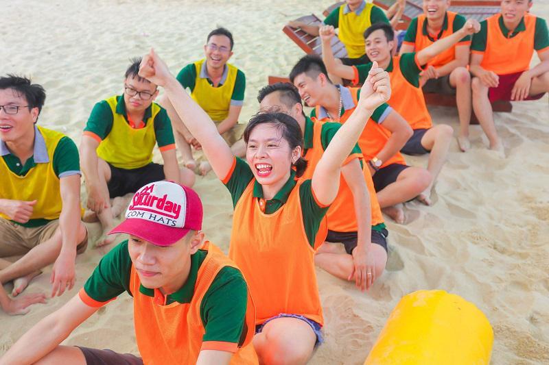 Tour Hà Nội - Quan Lạn 2 ngày 1 đêm kết hợp teambuilding
