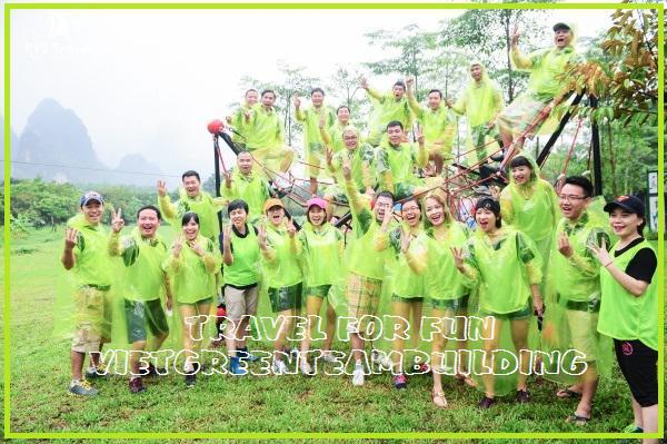 Tour Hà Nội - Serena Resort Teambuilding 2 ngày 1 đêm