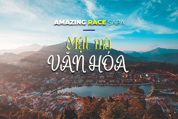 Chương trình Teambuilding hành trình Amazing Race tại thị trấn Sapa.