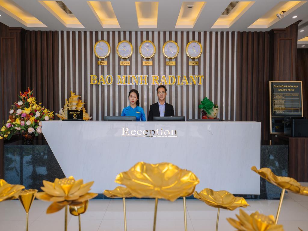 Khách sạn Bảo Minh Radiant Hotel 4 sao cách ly tại Hạ Long