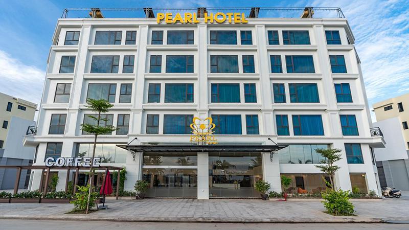 Khách sạn Pearl Tuần Châu Hotel 4 sao cách ly tại Hạ Long