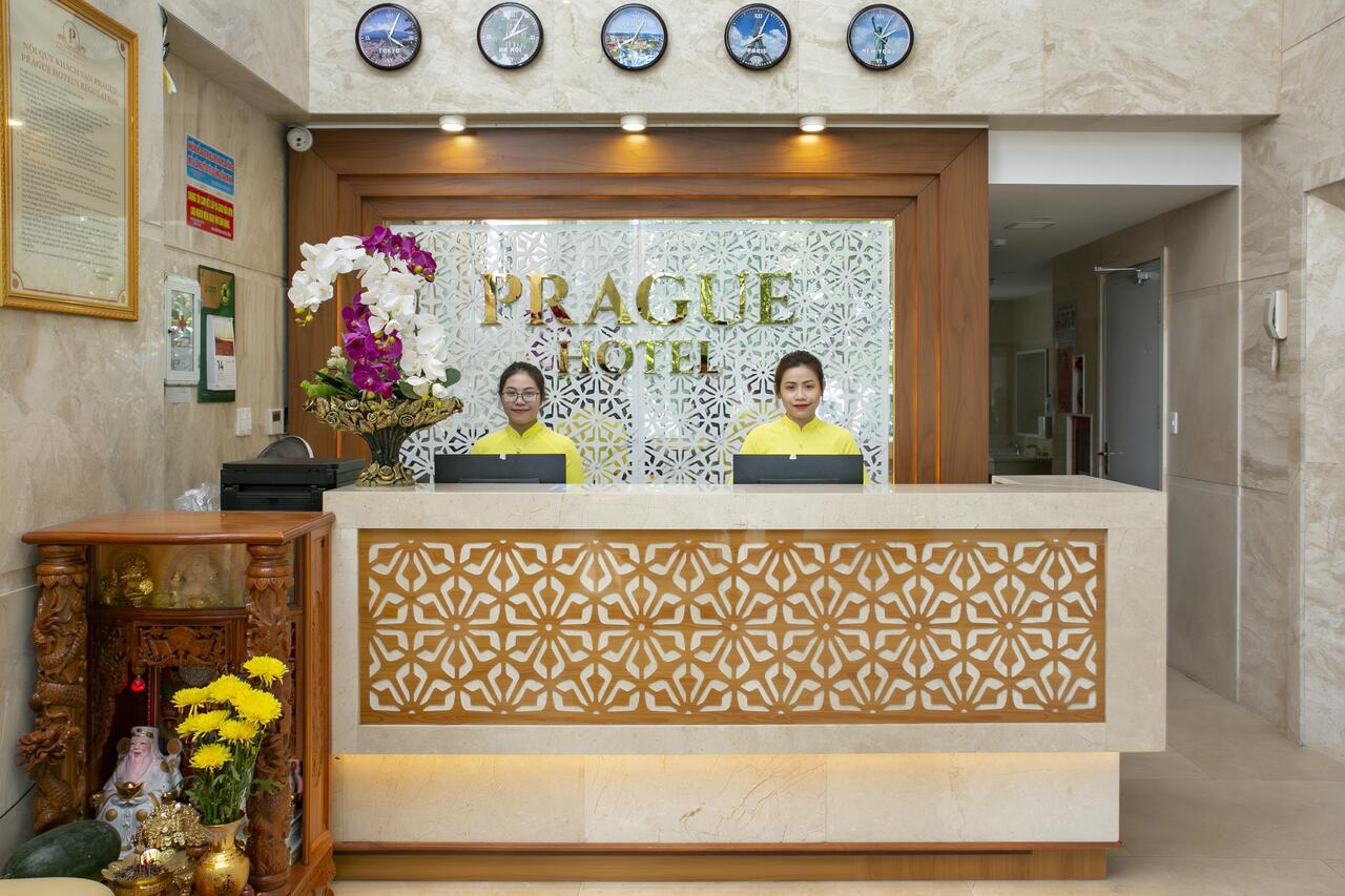 Khách sạn Prague Hotel 4 sao cách ly tại Đà Nẵng