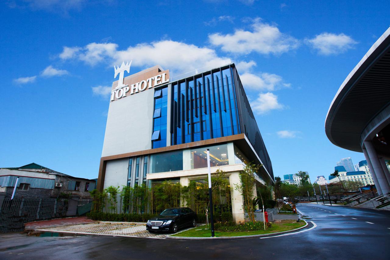 Khách sạn TOP Hotel 4 sao cách ly tại Hà Nội