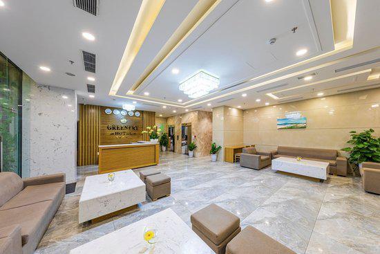 Khách sạn Greenery Hotel 3 sao cách ly tại Đà Nẵng