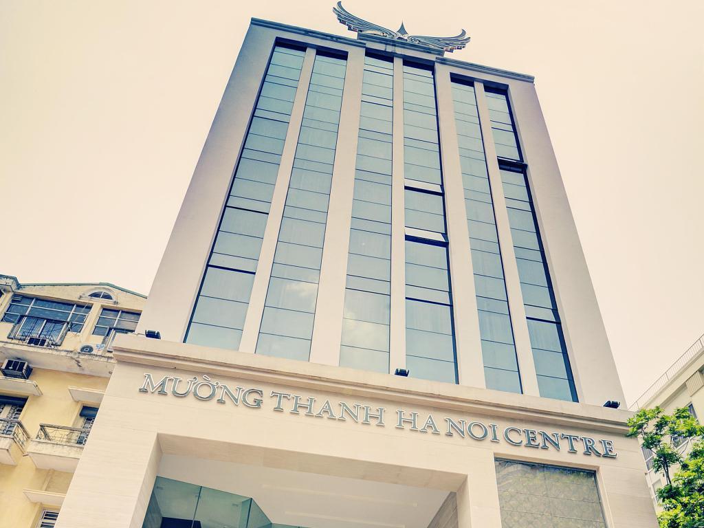 Khách sạn Mường Thanh Hotel 4 sao cách ly tại Hà Nội