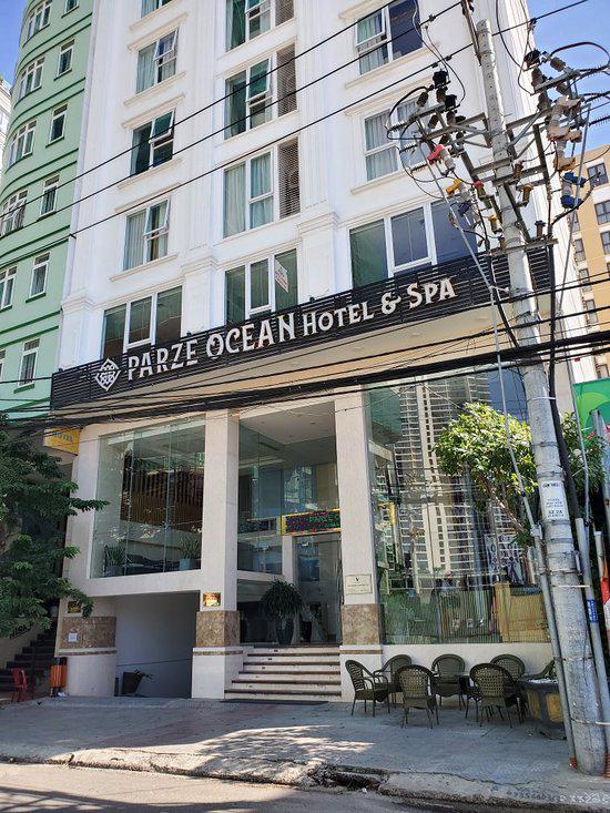 Khách sạn Parze Ocean 3 sao cách li tại Đà Nẵng