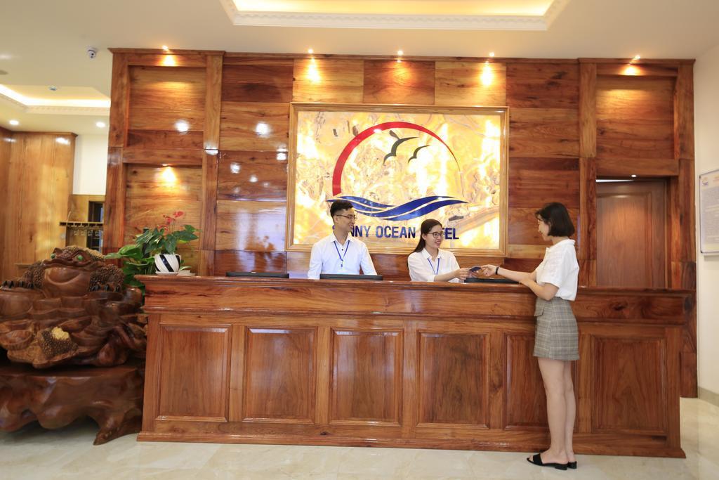 Khách sạn Sunny Ocean Hotel 4 sao cách ly COVID 19 Đà Nẵng
