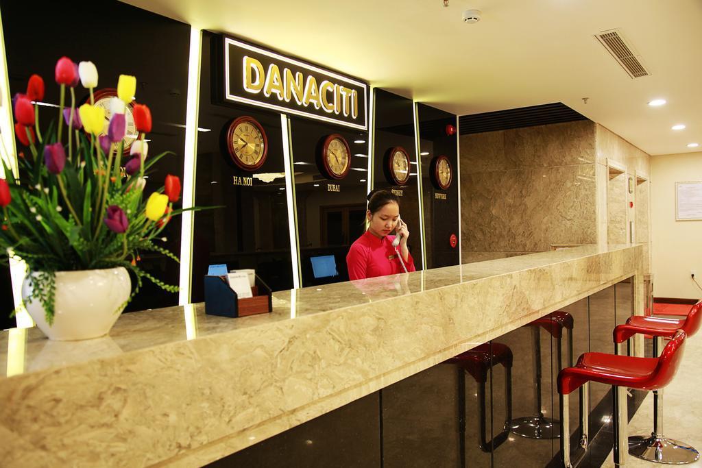 Khách sạn Danaciti Hotel 4 sao cách ly tại Đà Nẵng