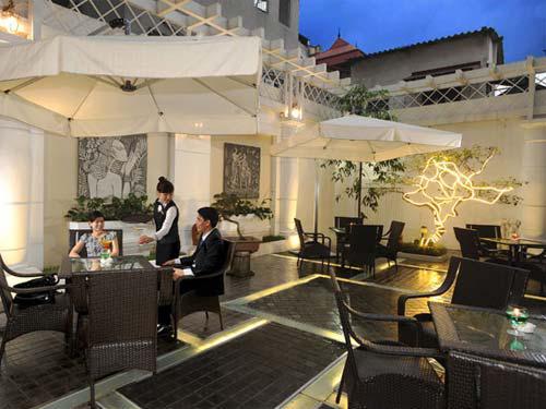 Khách sạn New Era Hotel 3 sao cách ly tại Hà Nội