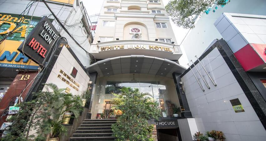Khách Sạn White Lion Hotel 3 sao cách ly tại Sài Gòn