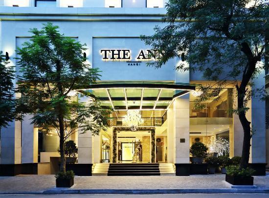 Khách sạn The Ann Hotel 4 sao cách ly tại Hà Nội