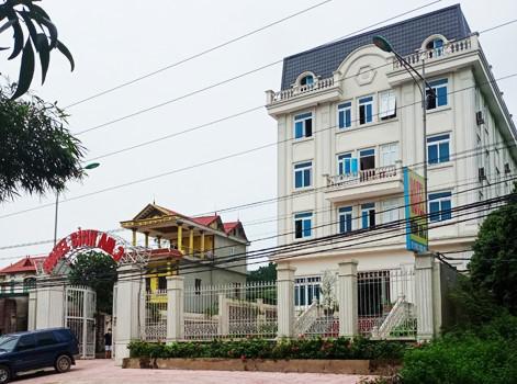 Khách sạn Bình An Hotel 3 2 sao cách ly tại Hà Nội