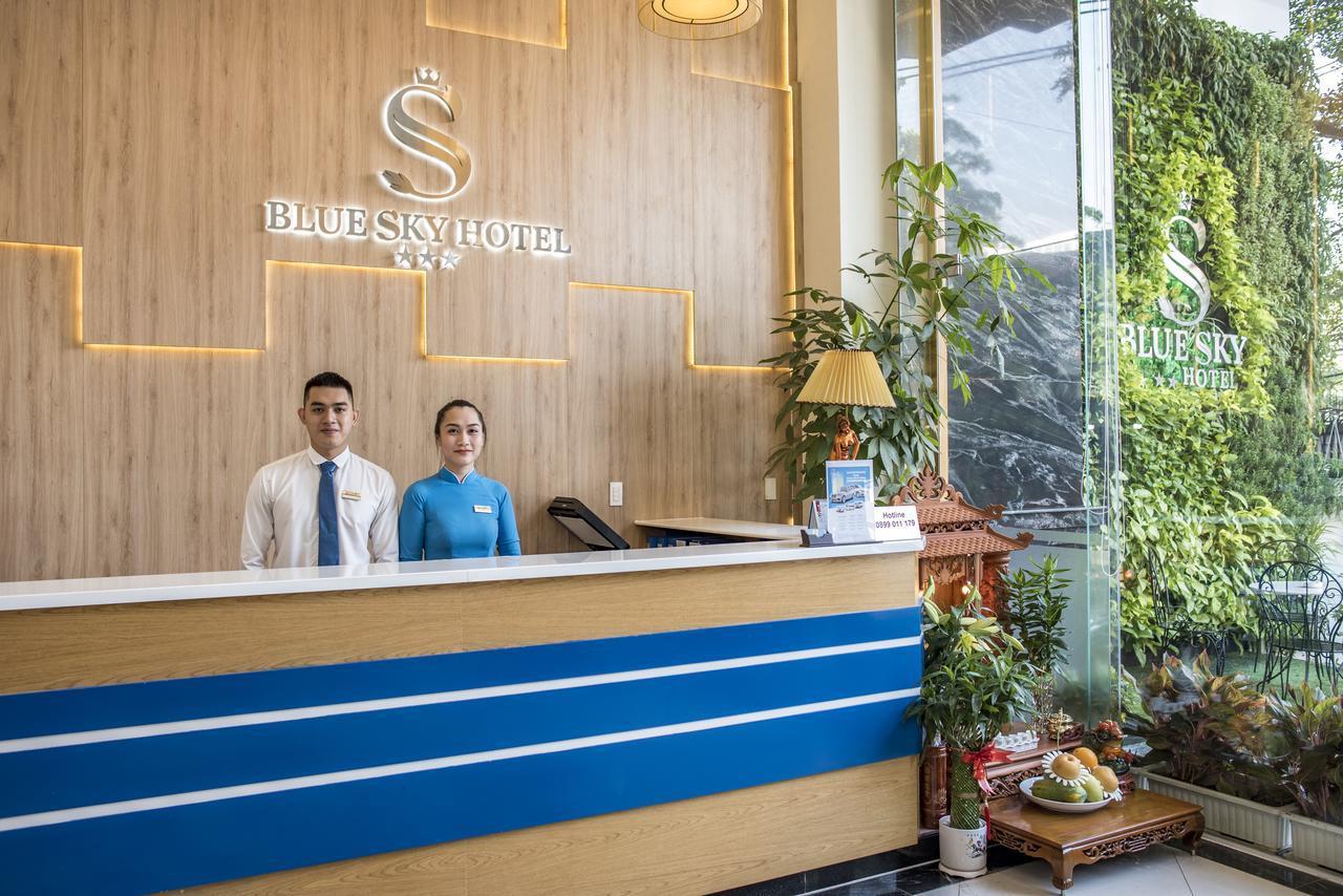 Khách sạn Blue Sky Hotel 3 sao cách ly Covid 19 tại  Quảng Ninh