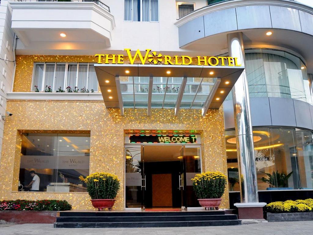 Khách sạn The World Hotel 3 sao cách ly tại Nha Trang