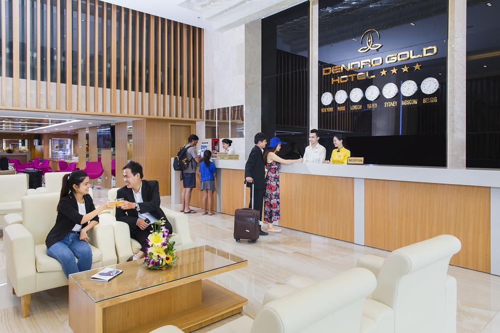 Khách sạn Dendro Gold Hotel 4 sao cách ly tại Nha Trang
