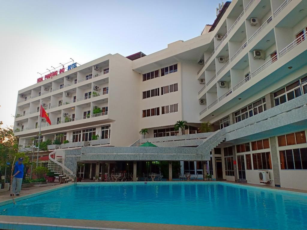 Khách sạn Hoa Phượng Đỏ Hotel 2 sao cách ly tại Vũng Tàu