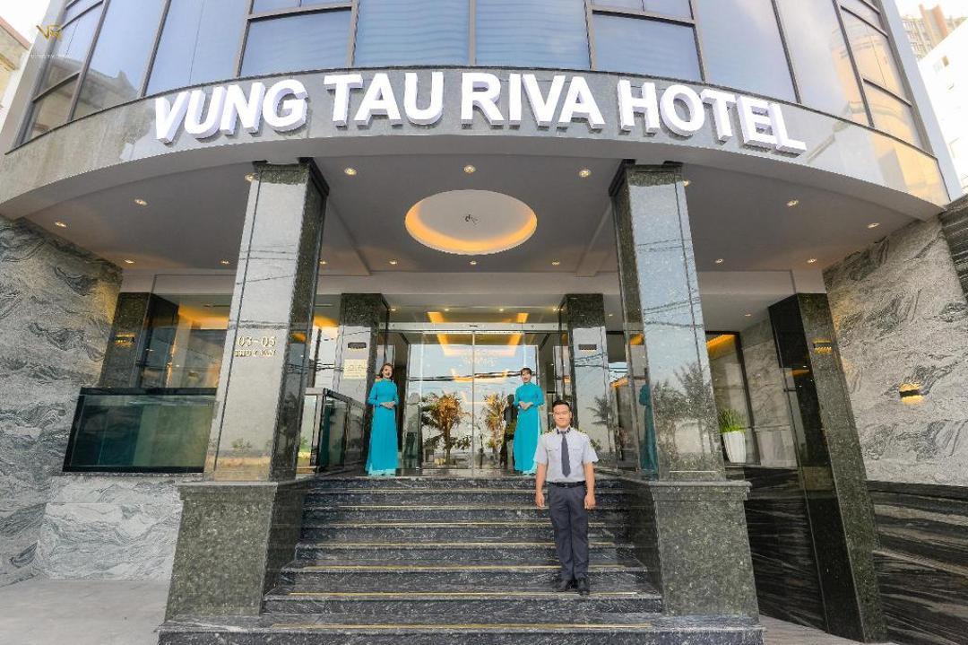 Khách sạn Riva Hotel 4 sao cách ly tại Vũng Tàu