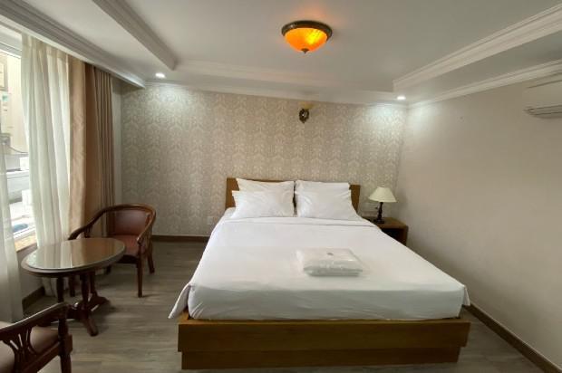 Khách sạn Shi Việt Nam Hotel 2 Sao cách ly tại Hồ Chí Minh
