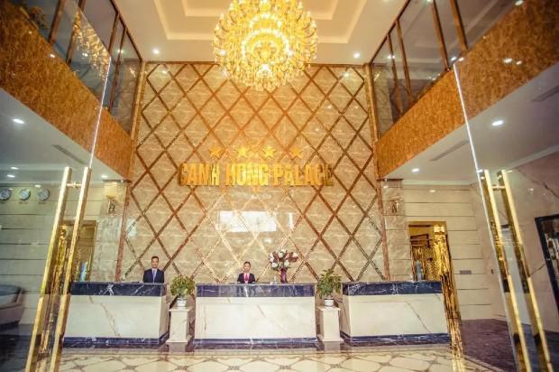 Khách sạn Cảnh Hưng Palace 2 4 sao cách ly tại Hải Phòng