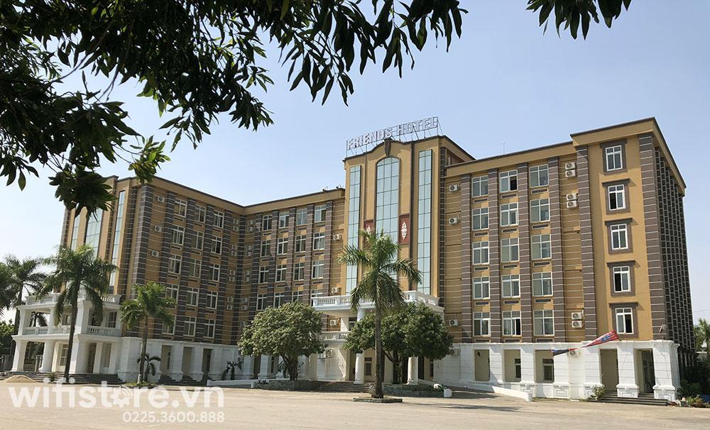 Khách sạn Friend's Hotel 2 sao cách ly Covid 19 tại Hải Phòng