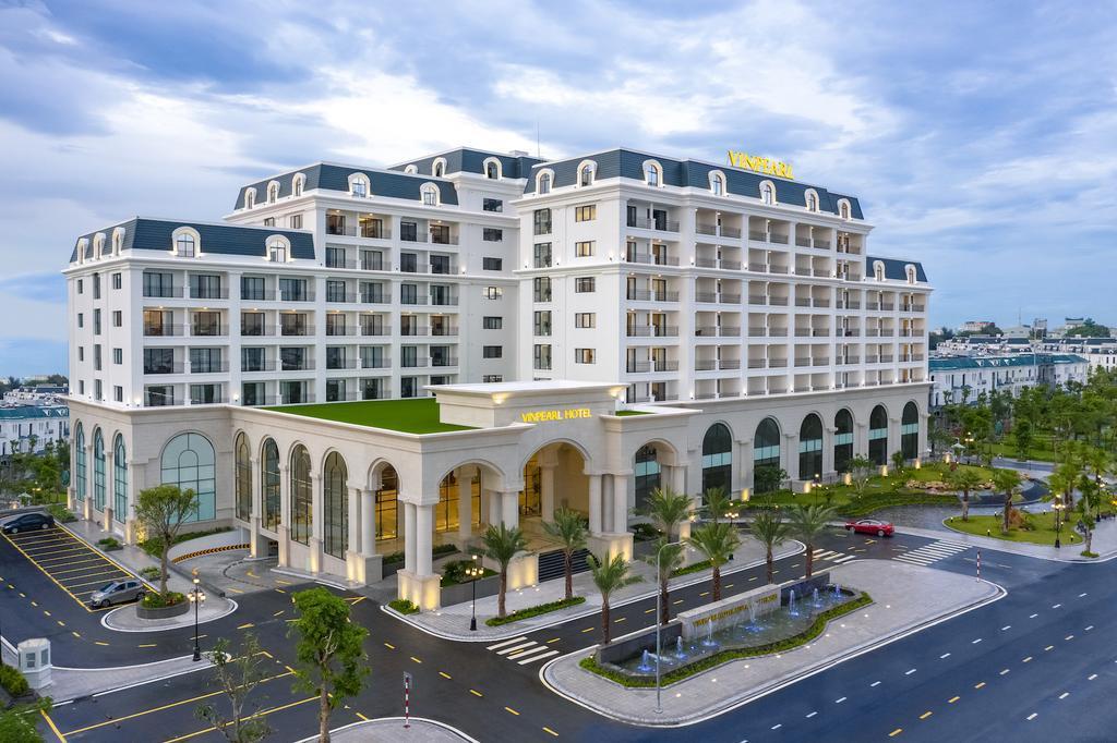Khách sạn Vinpearl Hotel Rivera 5 sao cách ly Covid 19 tại Hải Phòng