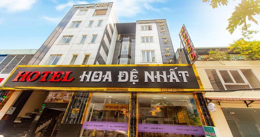 Khách sạn Hoa Đệ Nhất Hotel 2 sao cách ly tại Tân Bình Hồ Chí Minh