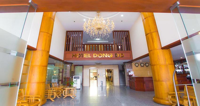 Khách sạn Đông Đô 2 sao cách ly tại Sài Gòn