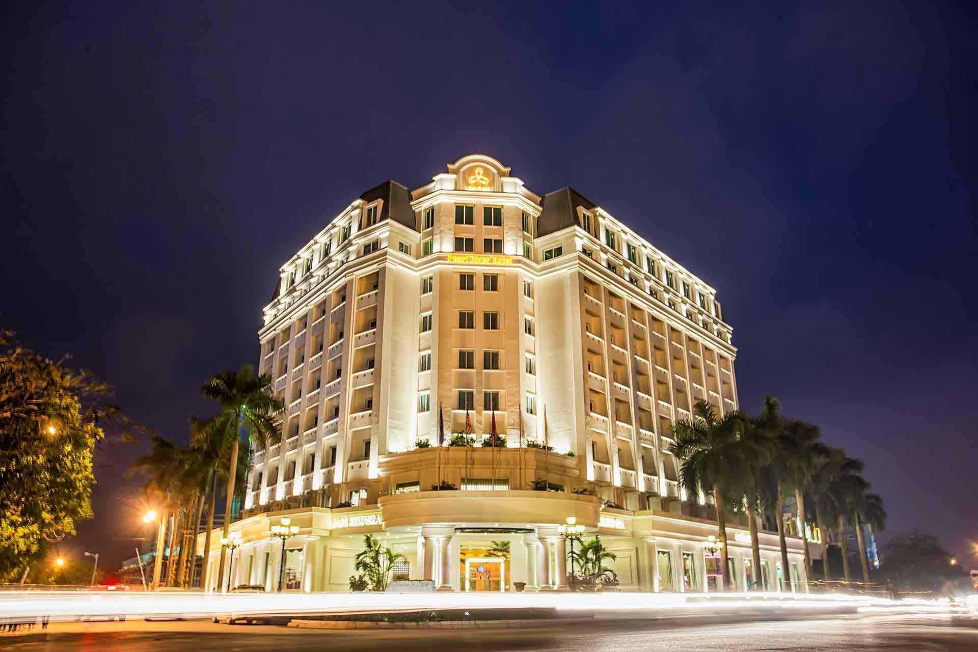 Khách sạn Pearl River Hotel 5 sao cách ly tại Hải Phòng