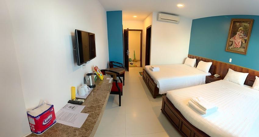 Motel Tân Thái Dương Cần Giờ 1 sao cách ly tại Hồ Chí Minh