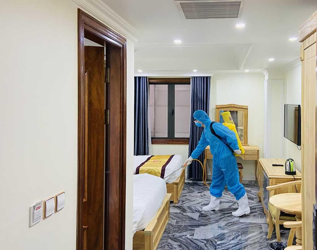 Combo Khách sạn cách ly 21 ngày tại Bắc Ninh