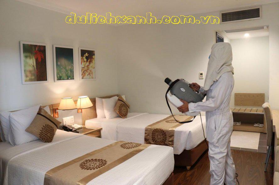 Combo Khách sạn cách ly tại Đà Nẵng 21 ngày