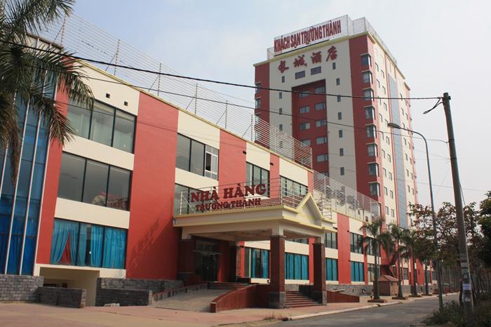 Khách sạn Trường Thành  Hotel 4 sao cách ly tại Hải Dương