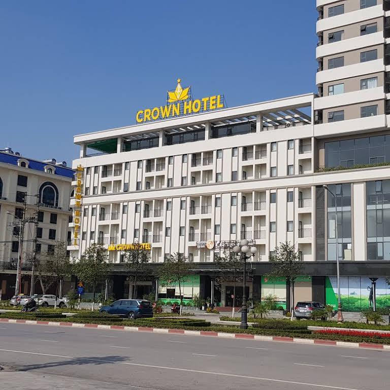 Khách sạn Crown Hotel 3 sao cách ly tại Bắc Ninh
