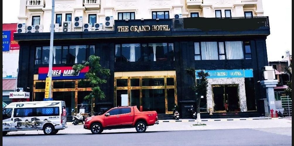 Khách sạn The Grand Hotel cách ly tại Bắc Ninh