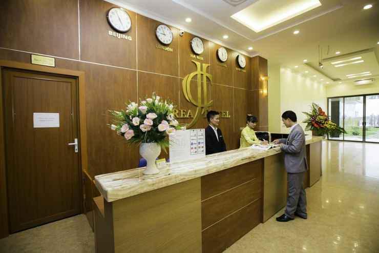 Khách sạn J & C Hotel 4 sao cách ly tại Bắc Ninh