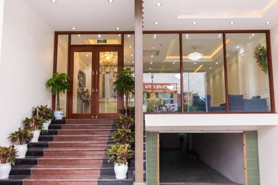Khách sạn Rosy Hotel 3 sao cách ly tại Bắc Ninh