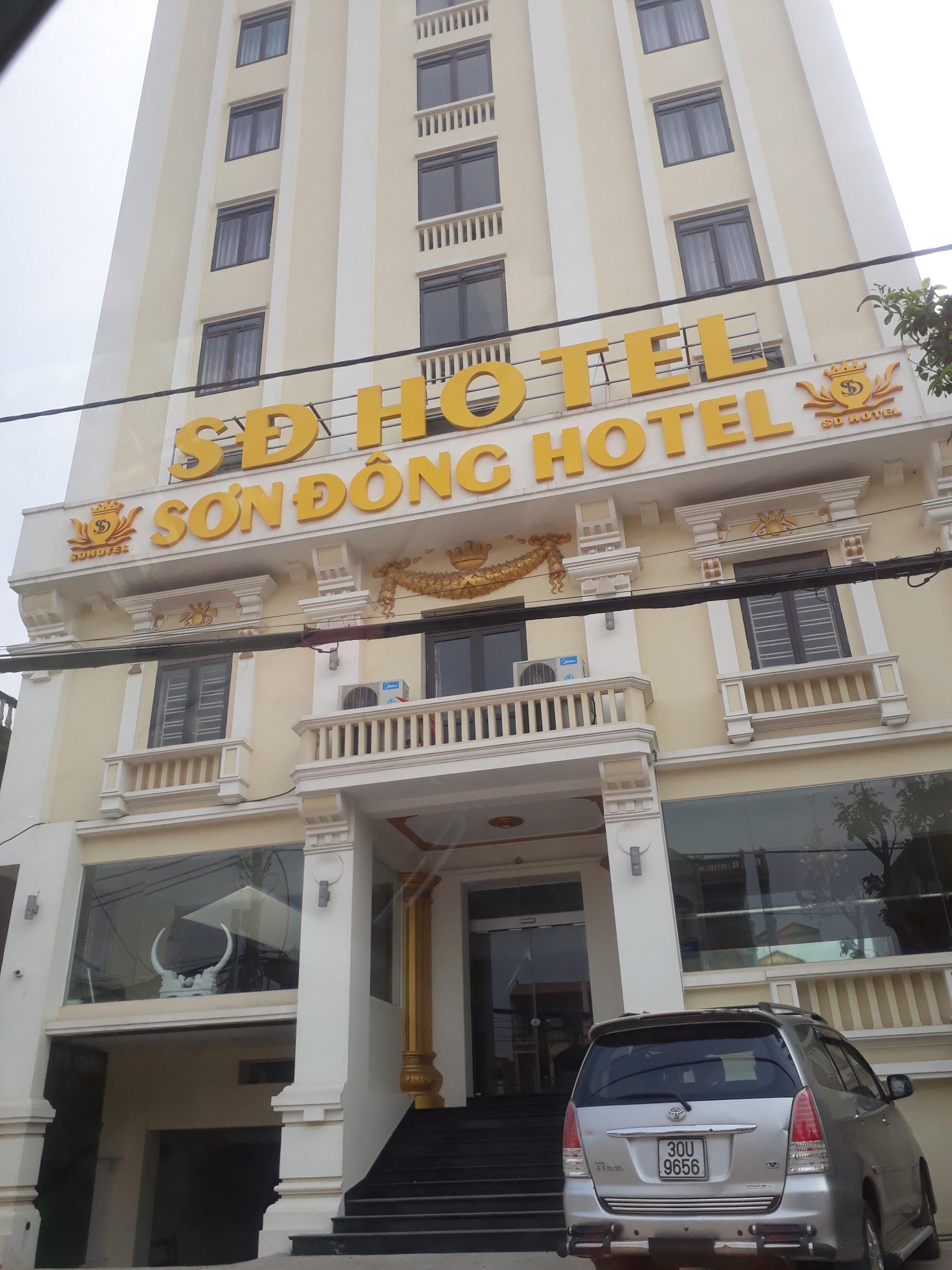 Khách sạn Sơn Đông Hotel cách ly tại Bắc Ninh