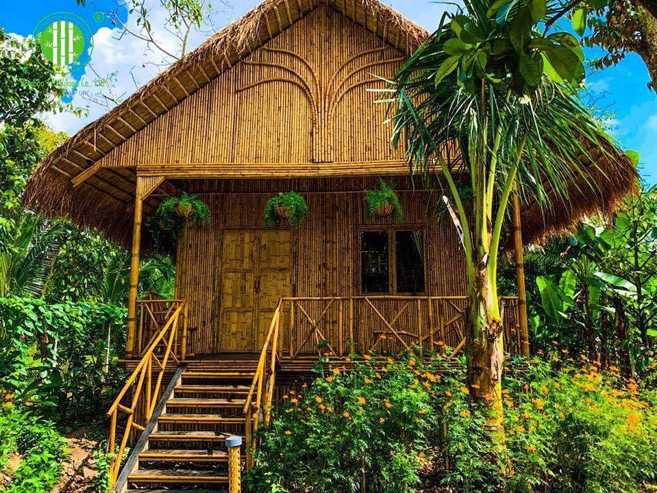 Homestay Bamboo Eco Village 3 sao cách ly tại Cần Thơ