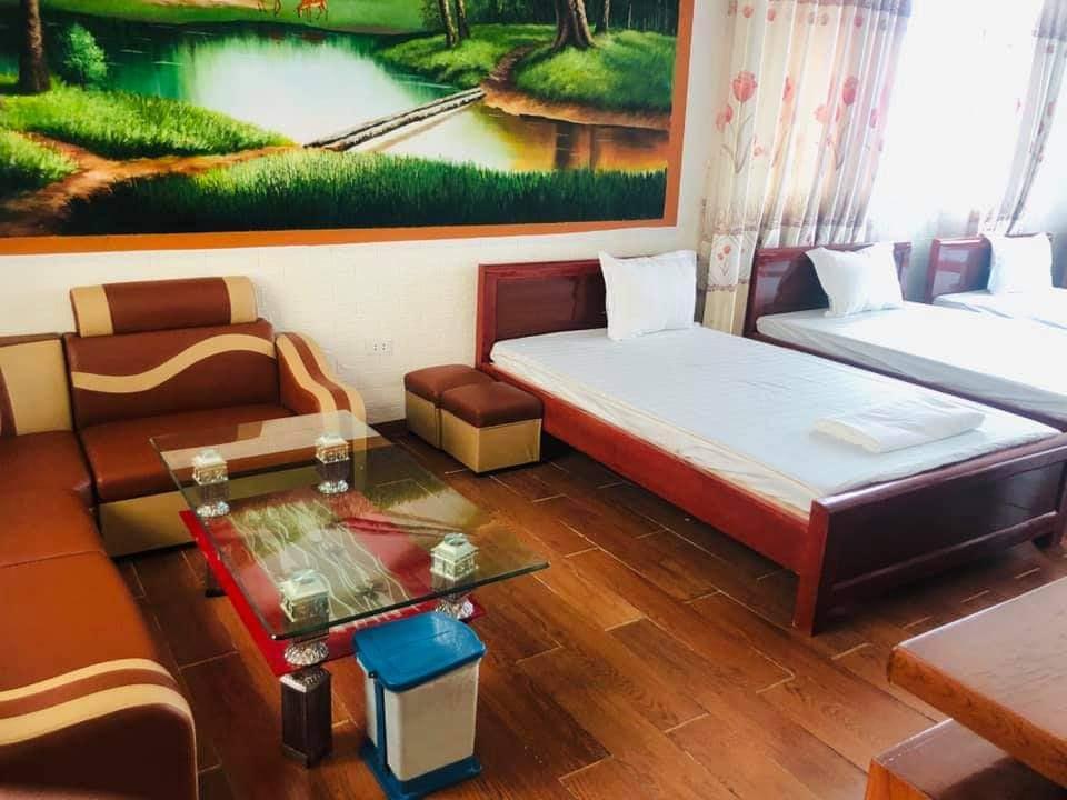 Khách sạn Bình An Hotel 2 sao cách ly tại Hà Nội