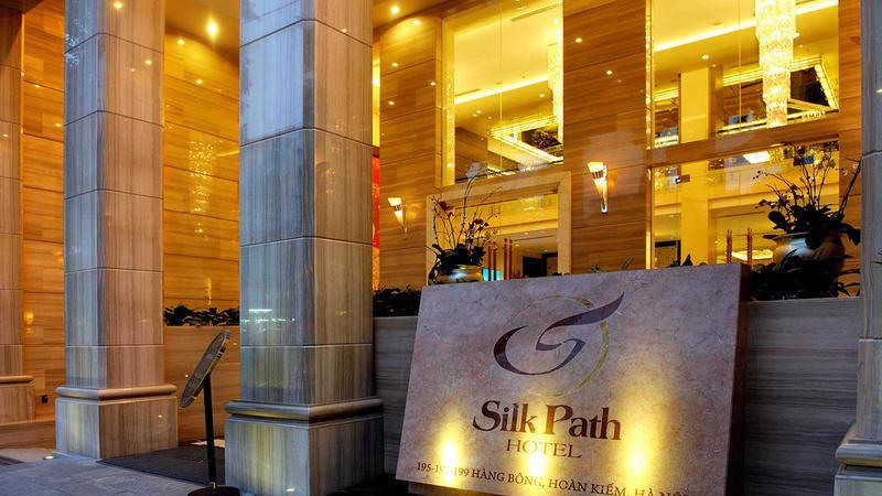 Khách sạn Silk Path Luxury Hotel 4 Sao Cách Ly Tại Hà Nội