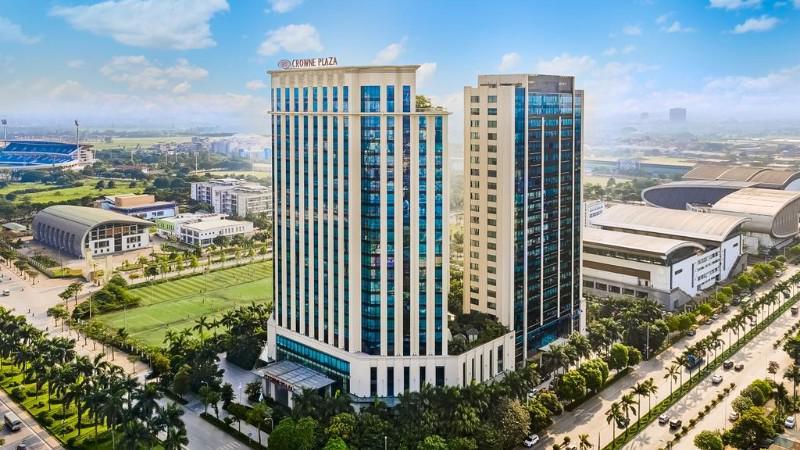 Khách sạn Crowne Plaza Hotel 5 Sao Cách Ly Tại Hà Nội