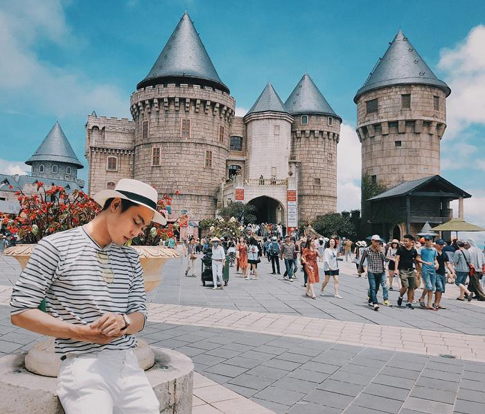 Tour Đà Nẵng - Bà Nà 1 ngày | Du lịch Xanh