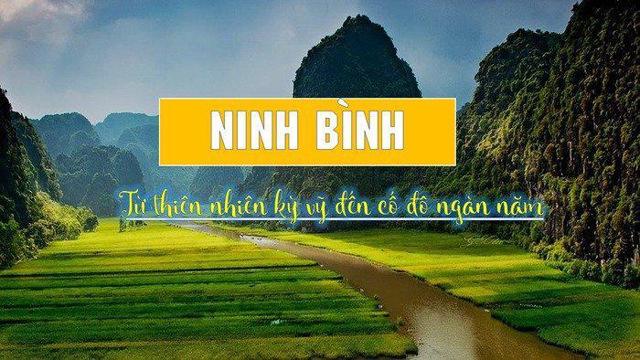 Hà Nội - Ninh Bình: Cố Đô Hoa Lư - Tràng An - Hang Múa 1 Ngày